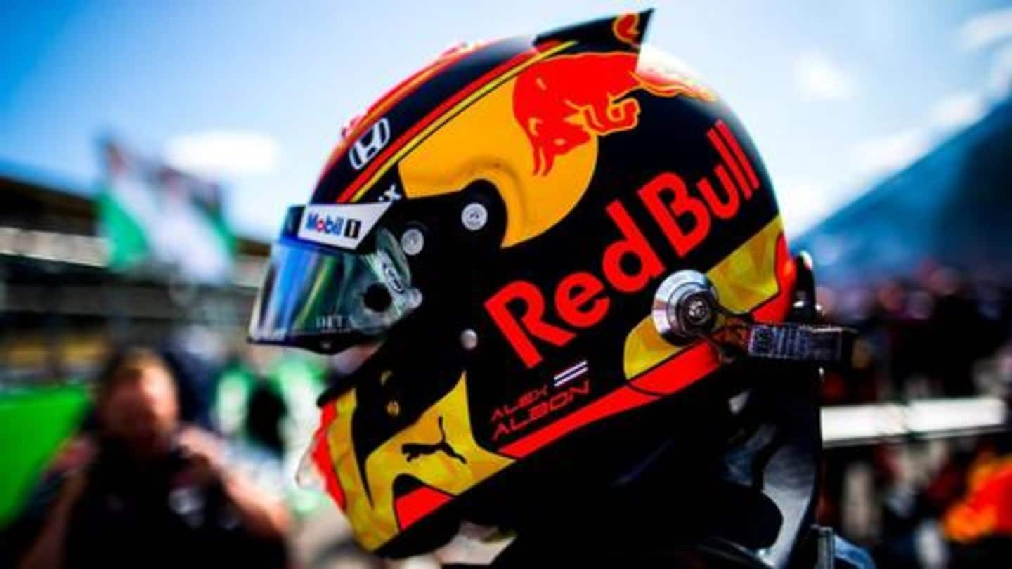 Records held by Red Bull in Formula 1