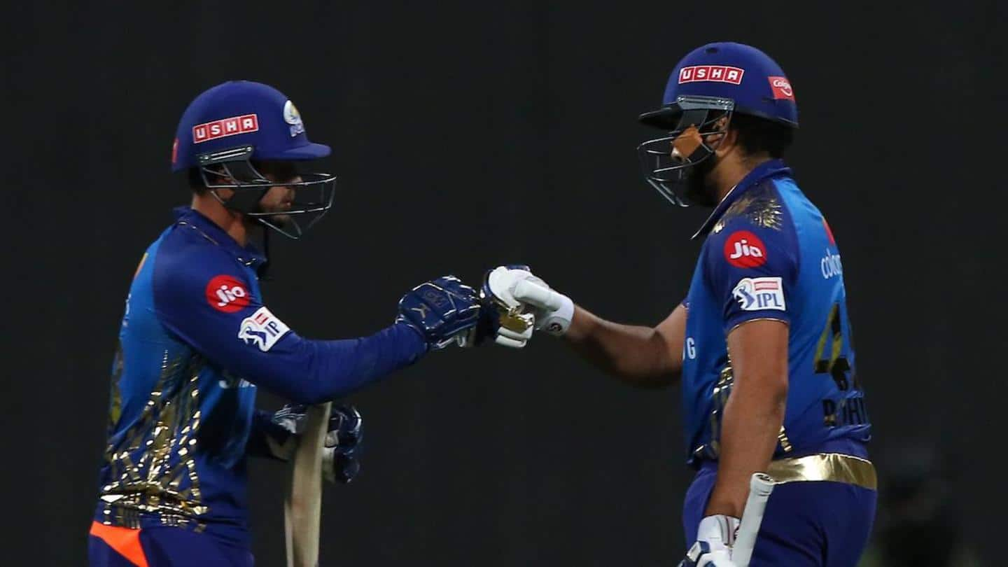 IPL: Decoding Rohit Sharma's performance against Chennai Super Kings