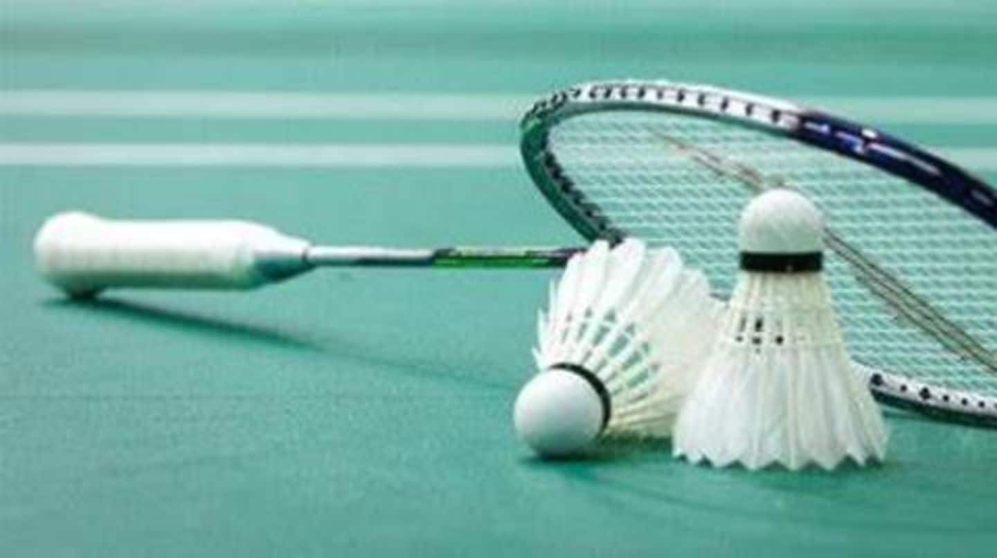 #CoronavirusOutbreak: Badminton Association of India urges players to 'remain positive'