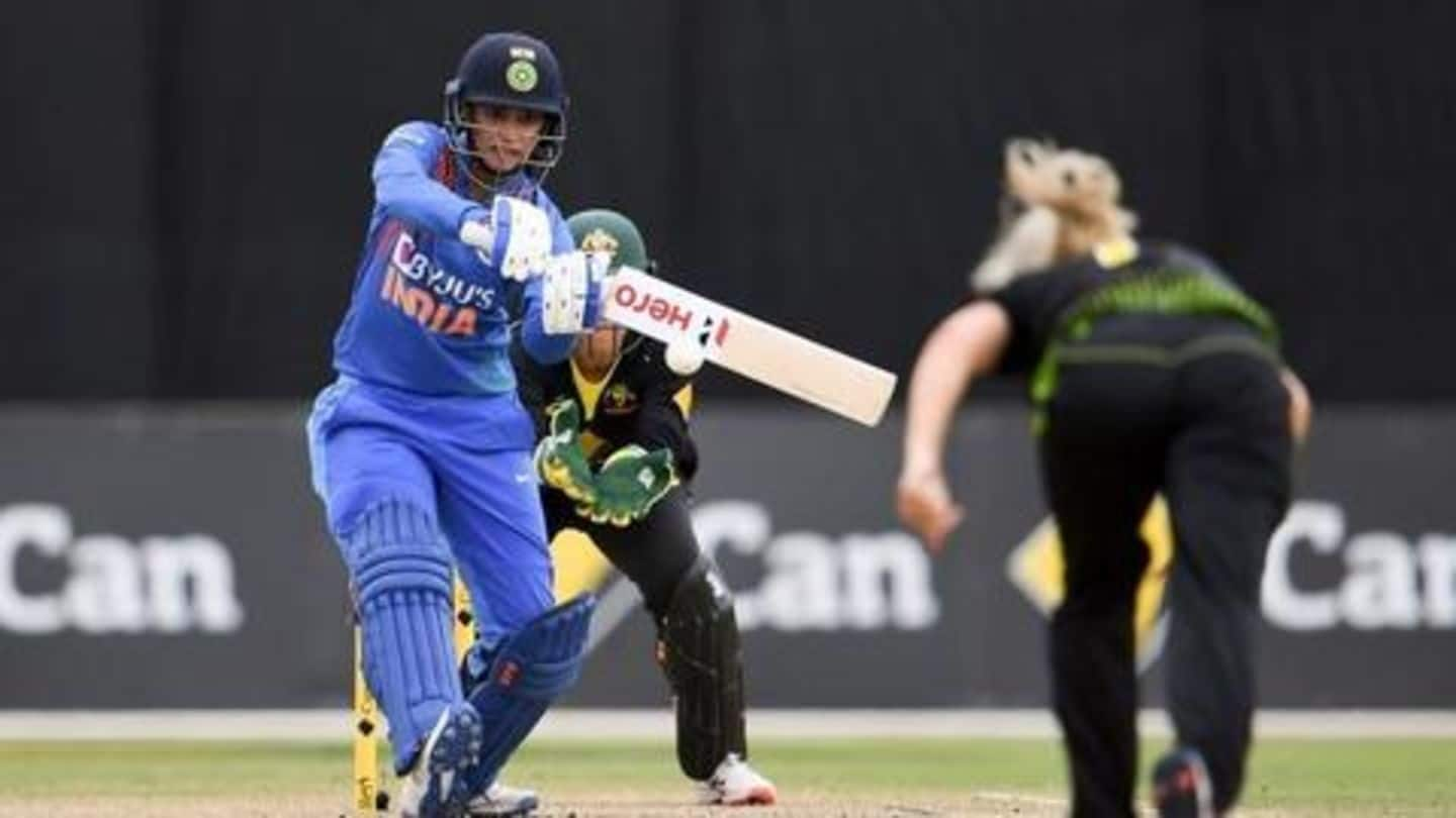 WT20: Mandhana has a solution for India's middle order woes