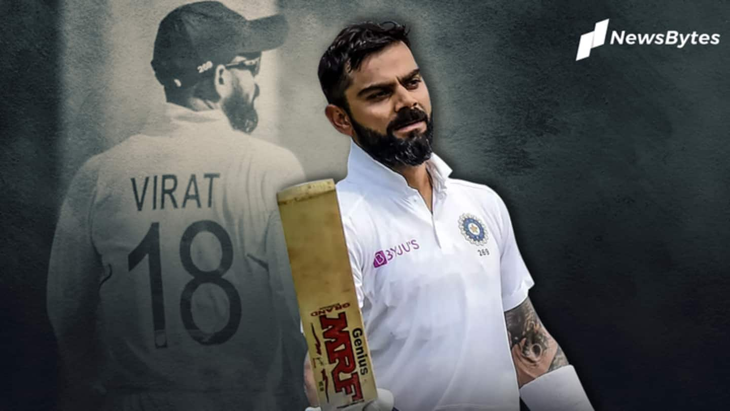 India tour of Australia: Records Virat Kohli can script
