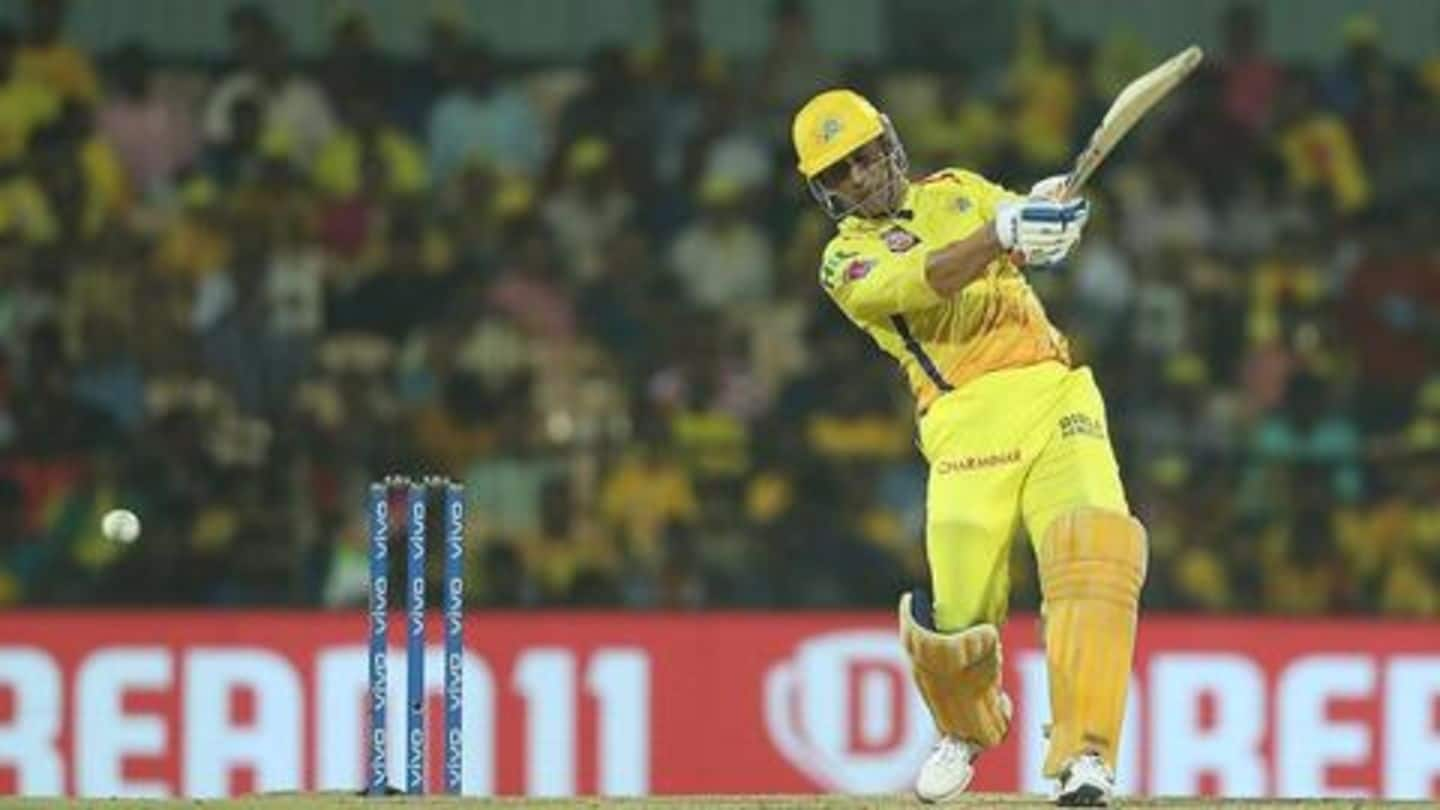 IPL 2019: CSK beat RR, here are the records broken