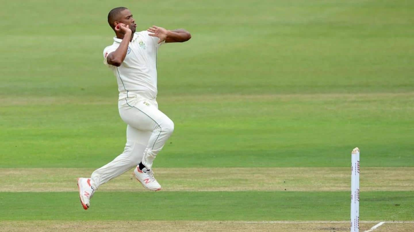 Vernon Philander's brother shot dead: Details here