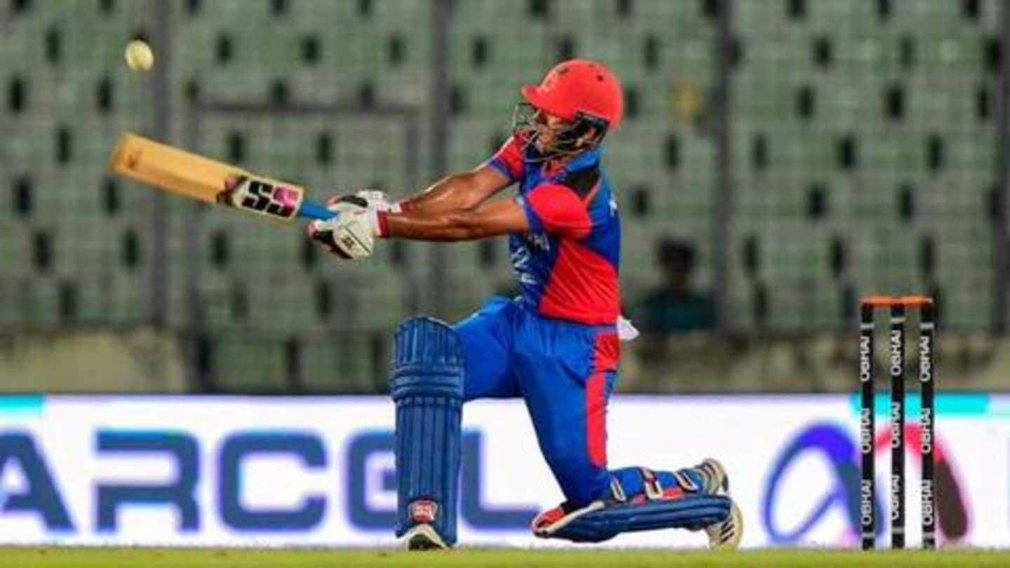 Afghanistan beat Zimbabwe in T20I: Here are the records broken