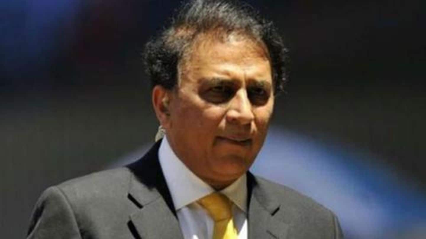 Stats for pink-ball Tests should be separate, says Gavaskar