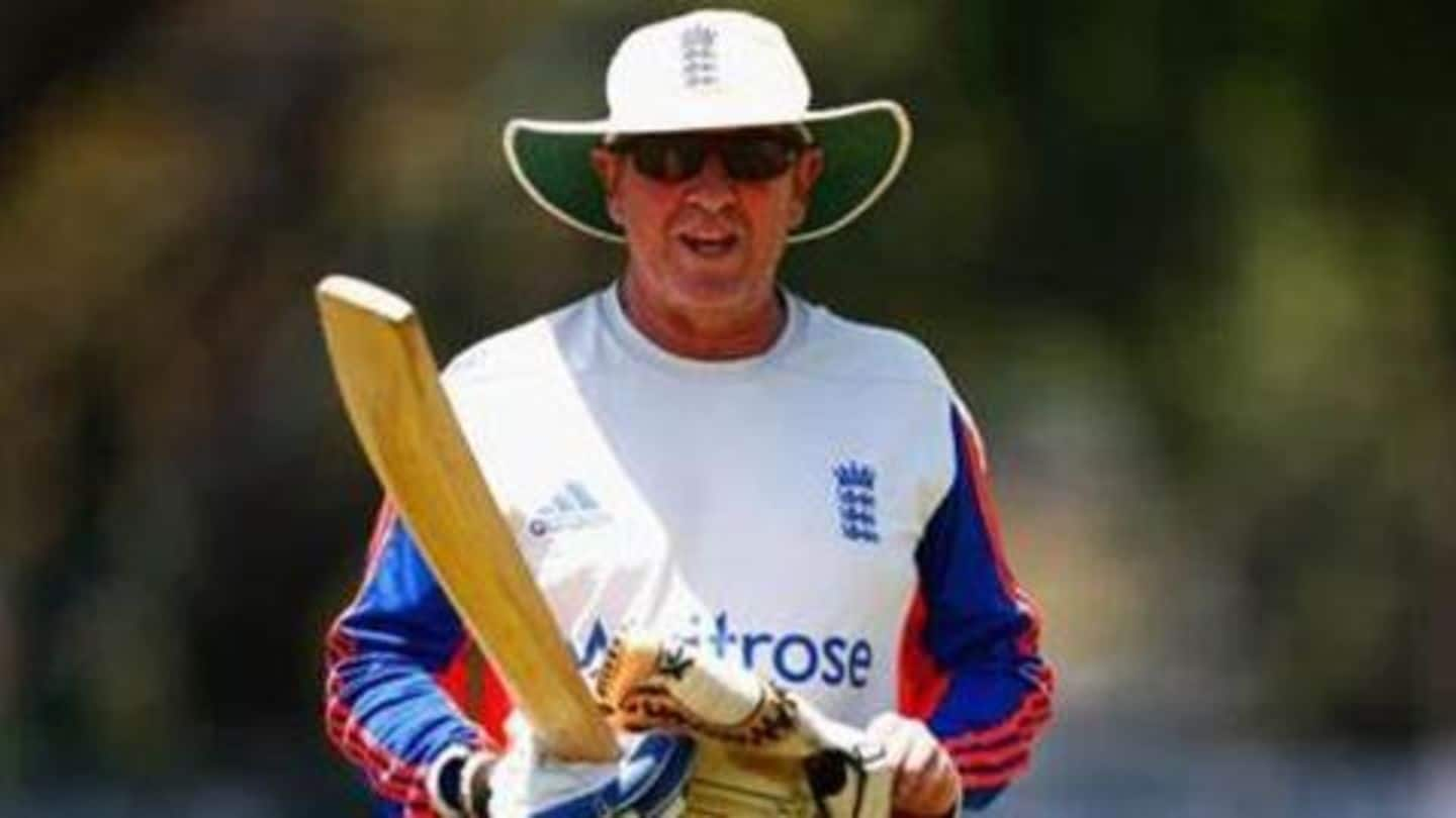 England coach Trevor Bayliss to step down in September 2019