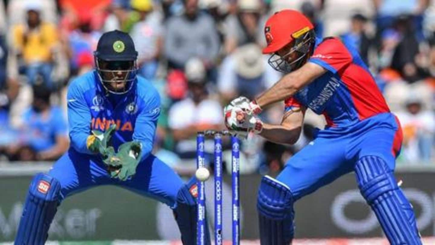 India beat Afghanistan: Here are the records broken