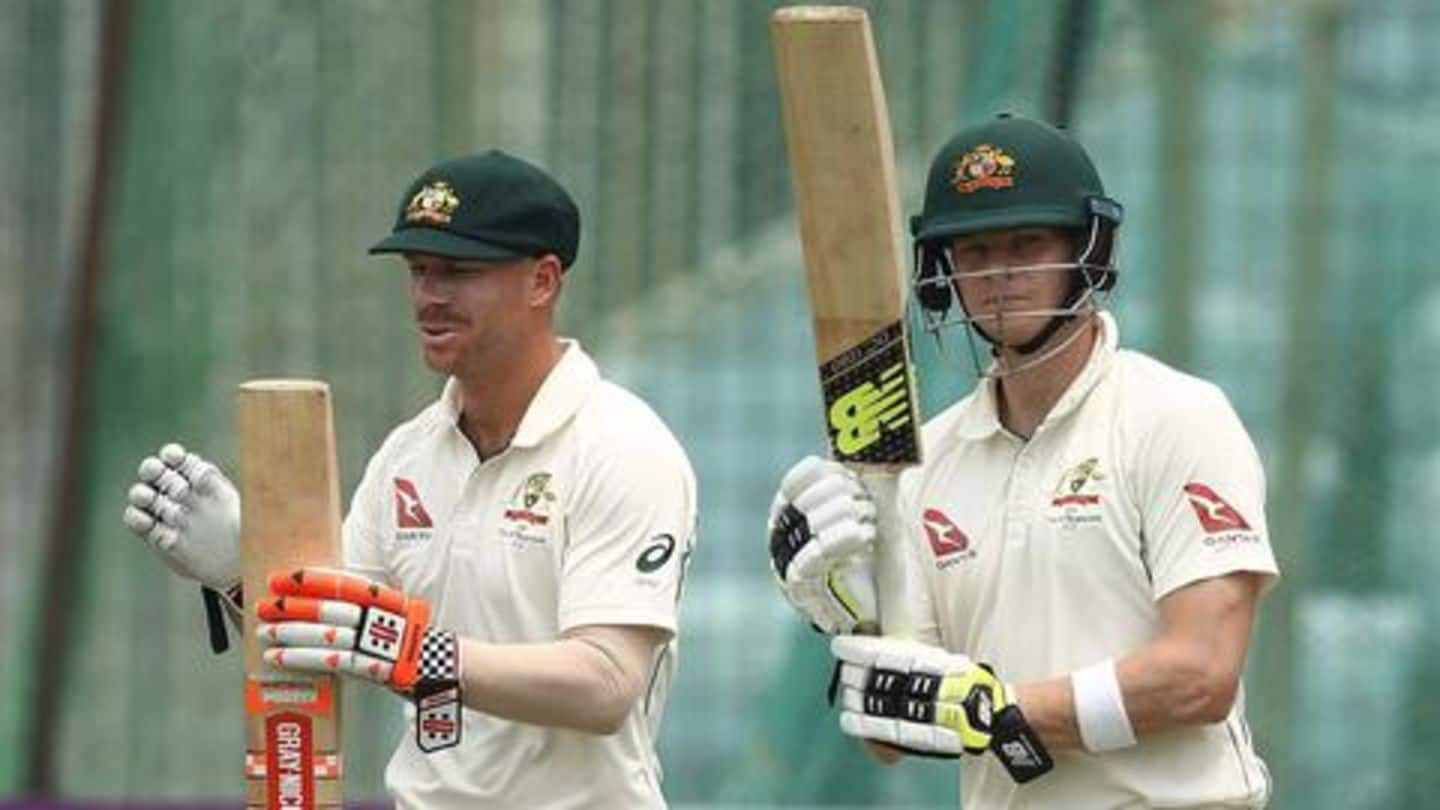 Ban on Smith, Warner might be lifted soon, here's why!