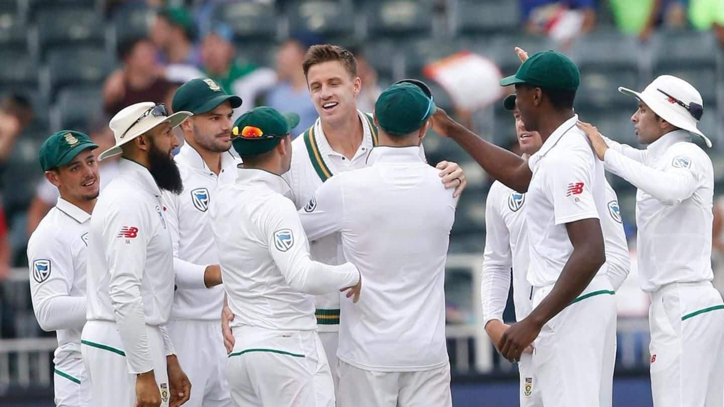 SA vs AUS 4th-Test: Proteas seven wickets away from victory