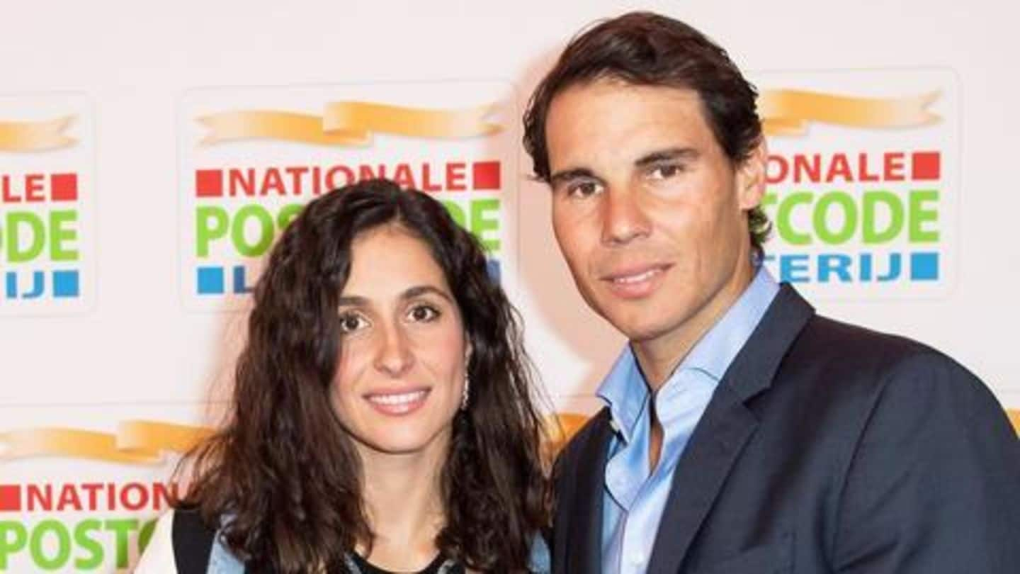 Rafael Nadal ties the knot with childhood sweetheart Xisca Perello
