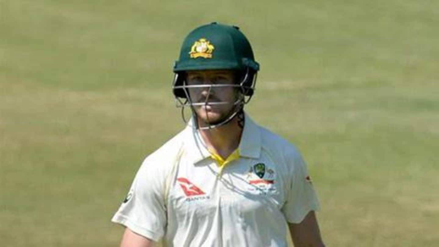 Ball-tampering scandal: Cameron Bancroft returns to fold with BBL
