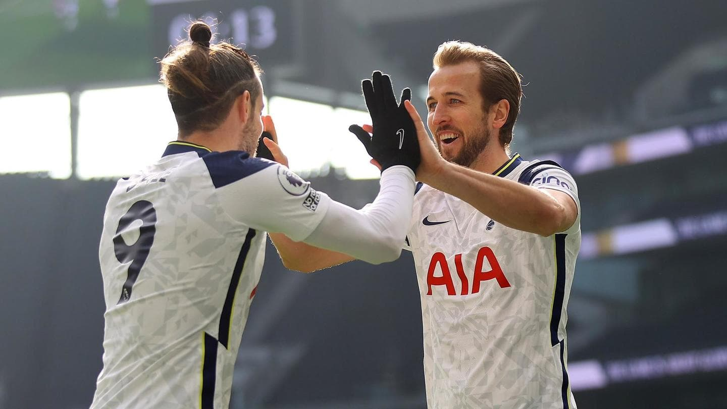 Decoding Harry Kane's dominance in Premier League 2020-21