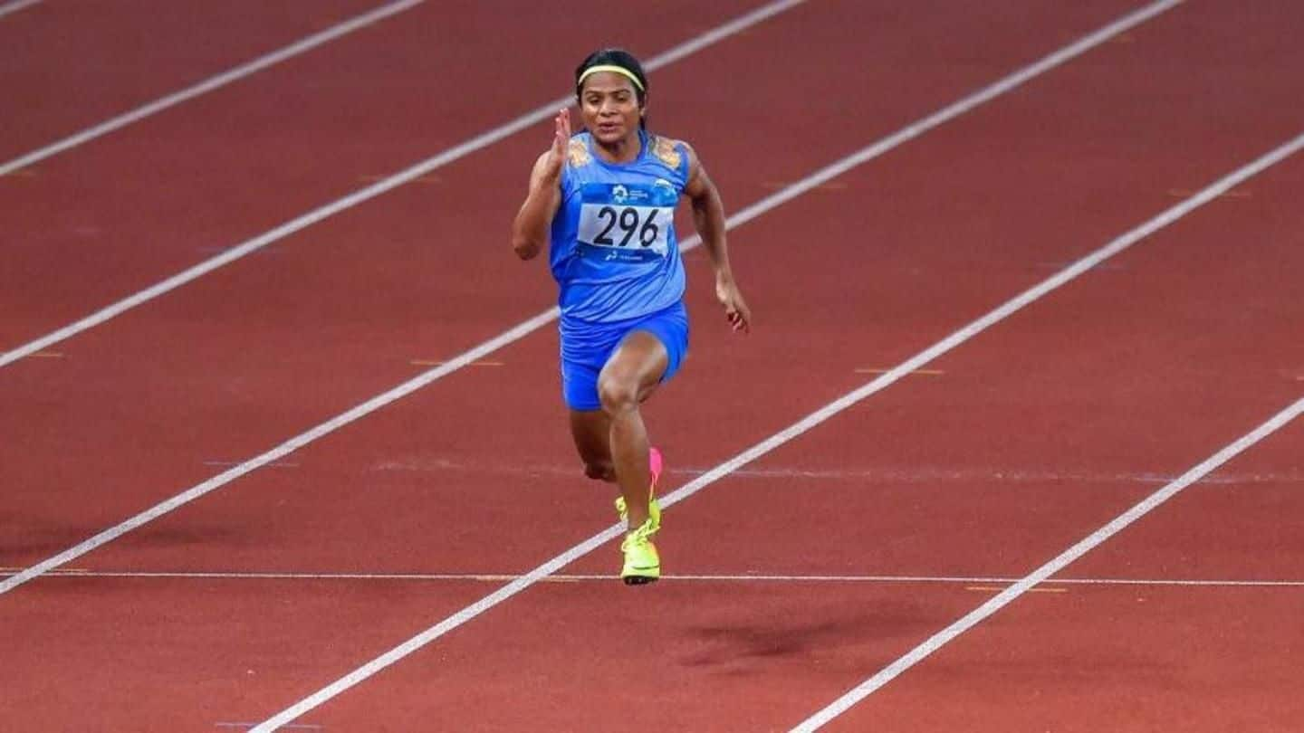 #MeetTheMedalists: All you need to know about Dutee Chand