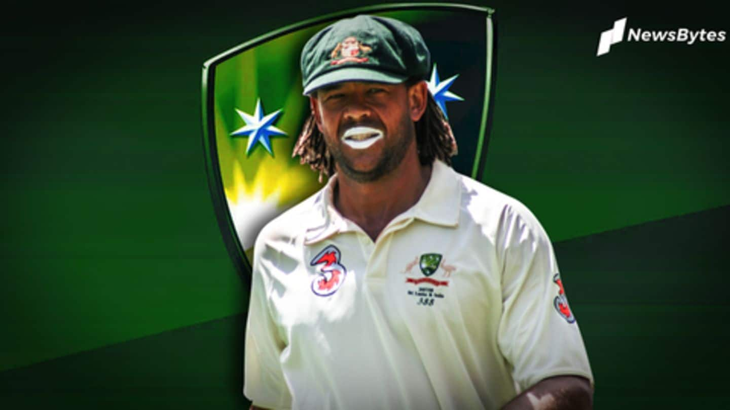 Happy Birthday Andrew Symonds: His top five knocks