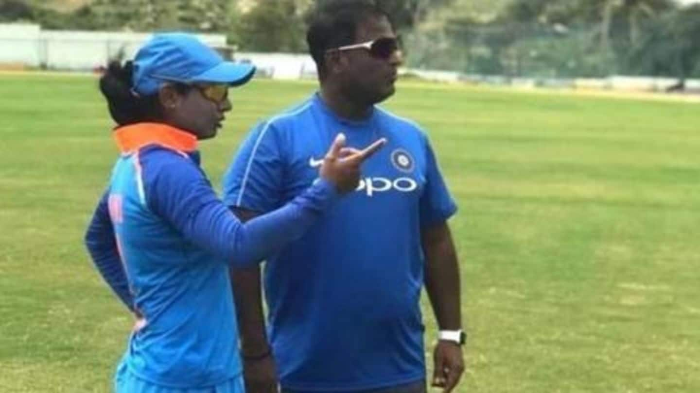 Mithali wanted to pack her bags and leave: Ramesh Powar