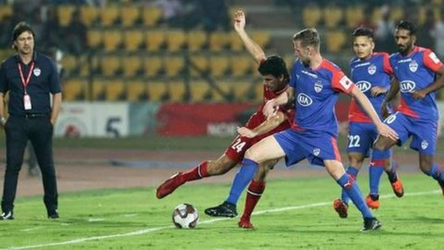 ISL 2018-19, Bengaluru vs NorthEast United: Preview and TV timing