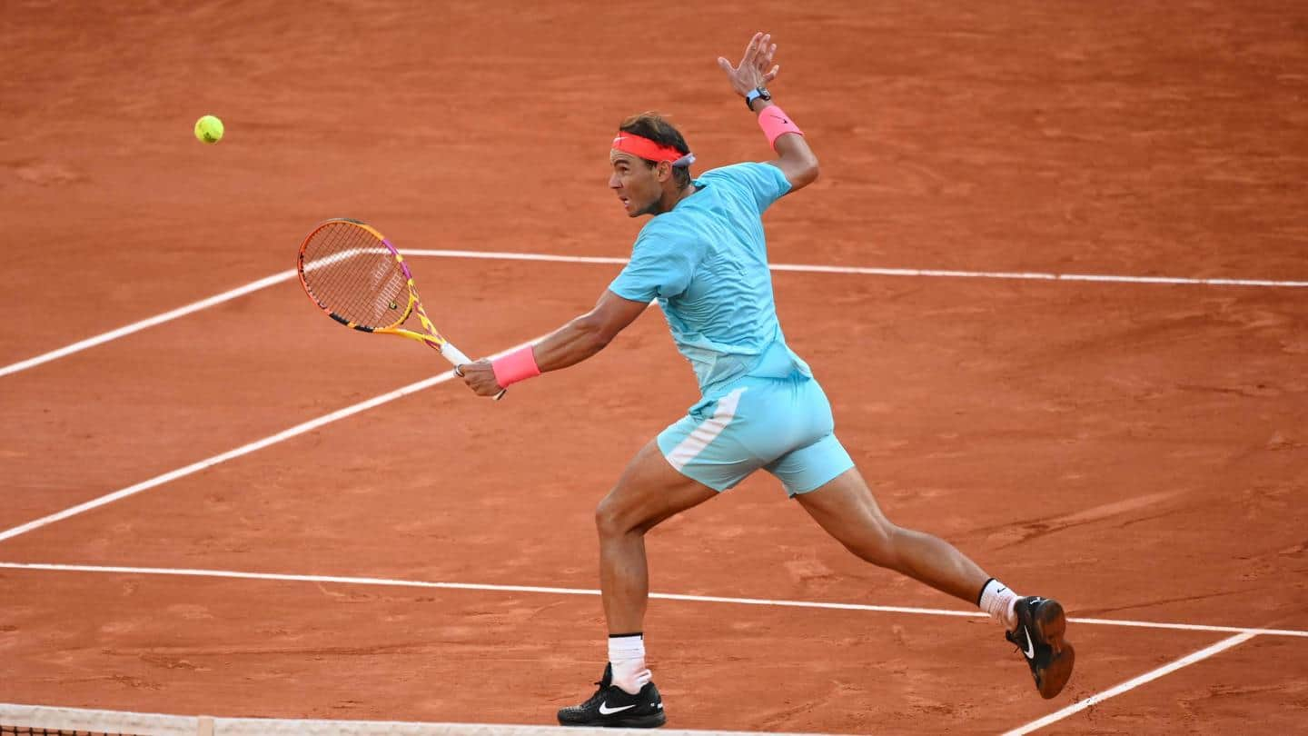 Rafael Nadal wins record 13th French Open title