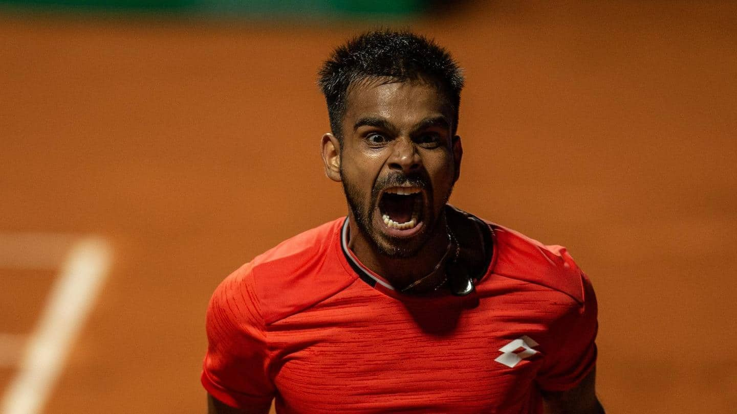 Sumit Nagal reaches maiden ATP quarter-final: Details here