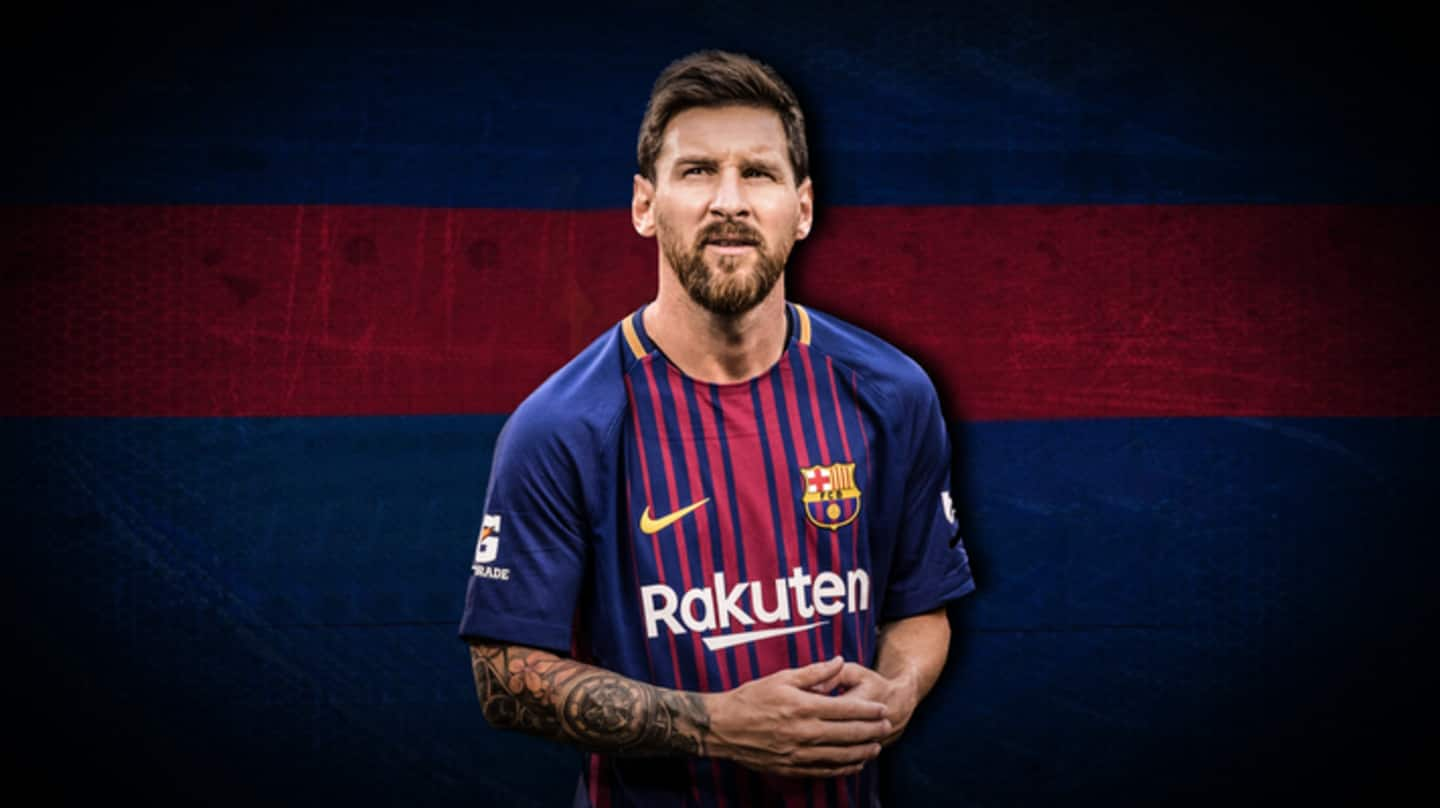 Lionel Messi's contract leak: All that you need to know