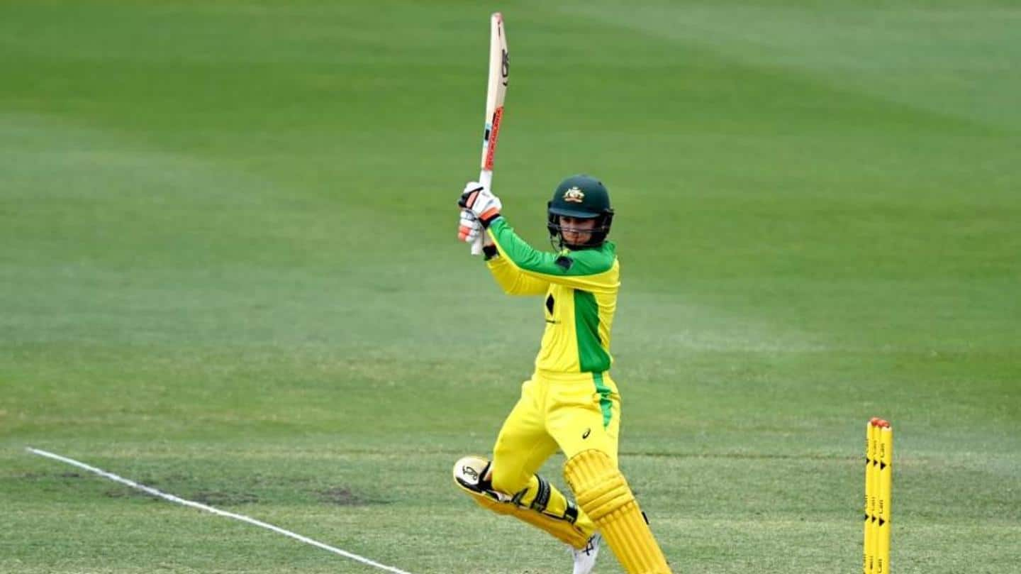 Australia Women script this record in ODIs
