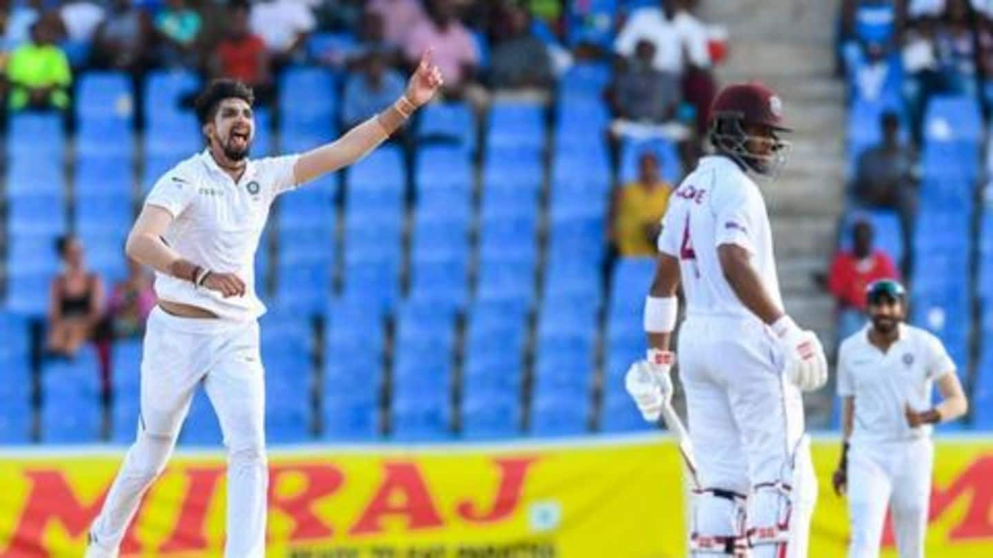 Windies vs India, 1st Test: Key takeaways from Day 2