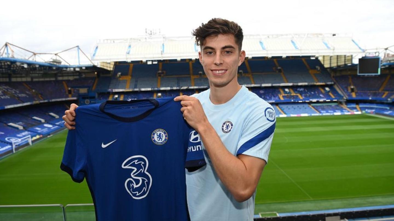 Transfer news: Chelsea sign Kai Havertz from Bayer Leverkusen