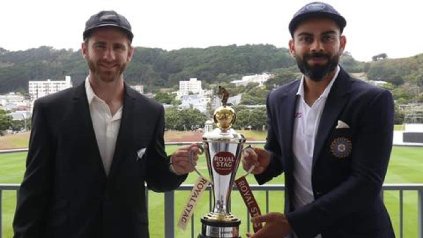 NZ vs India, 1st Test: Records that can be scripted