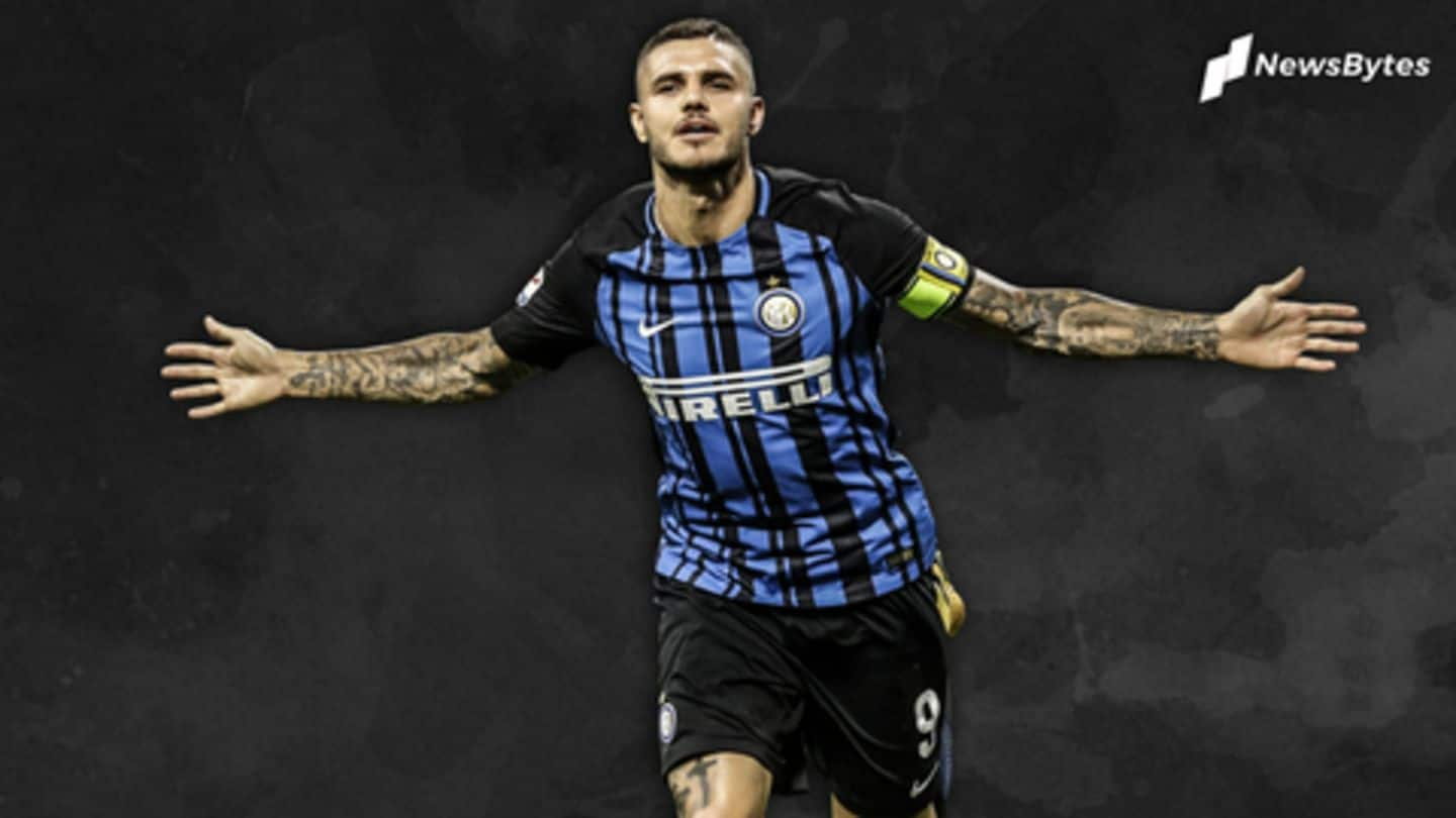 PSG agree £51m deal with Inter for Mauro Icardi