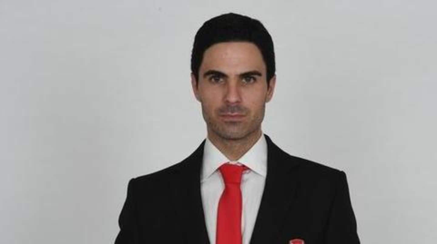 Key details about Arsenal's new manager Mikel Arteta