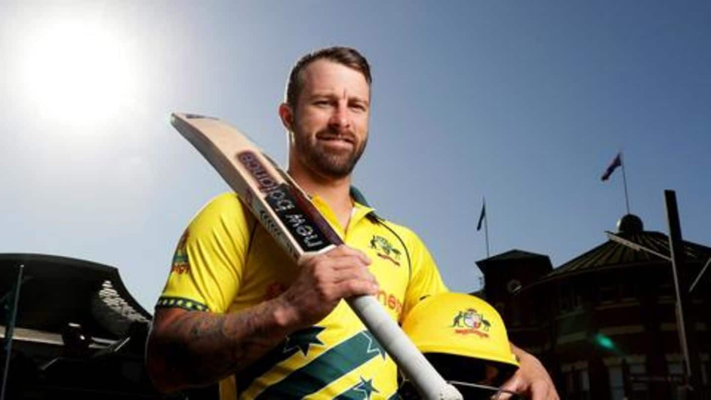 Versatile Matthew Wade aims to feature in Australia's WT20 squad