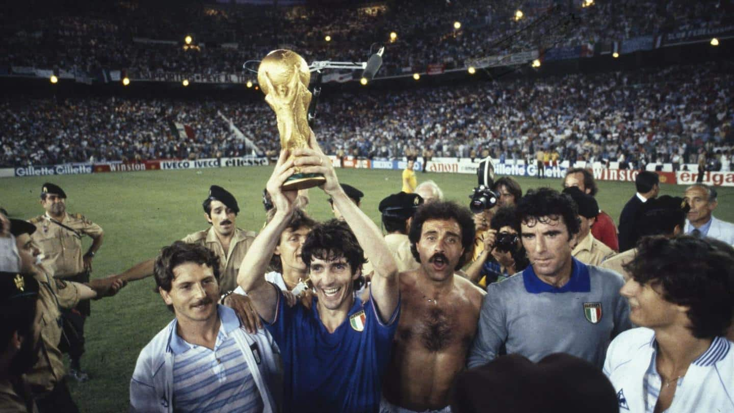 Football legend Paolo Rossi passes away aged 64