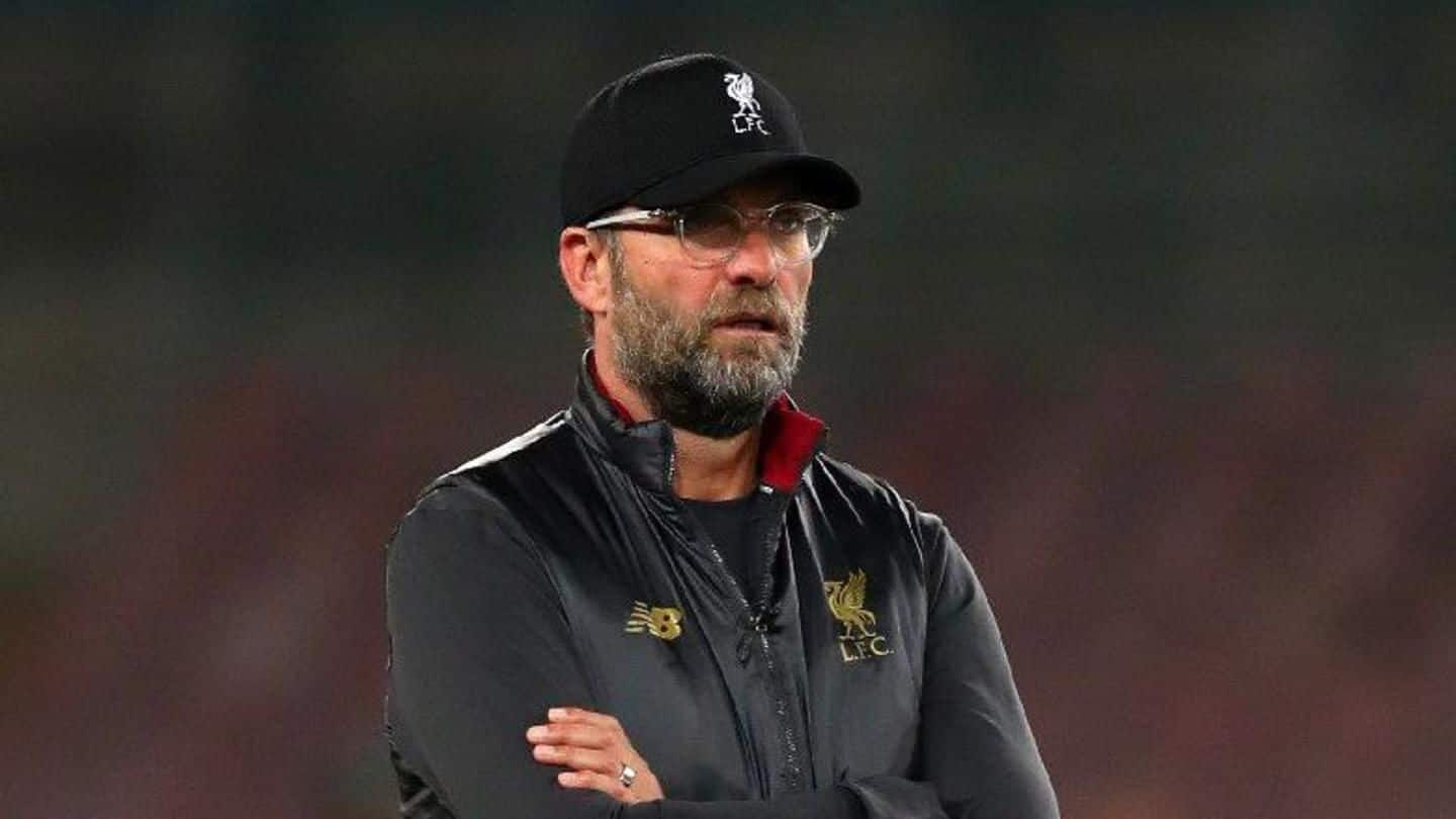 Klopp feels Napoli defeat was best preparation for City game