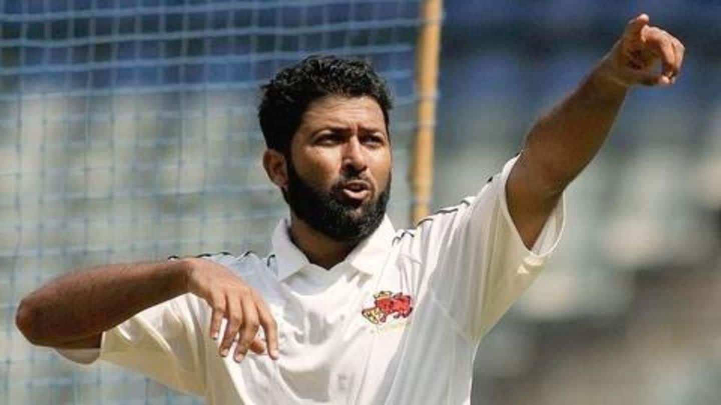 #NewsBytesExclusive: Wasim Jaffer backs these youngsters to represent India