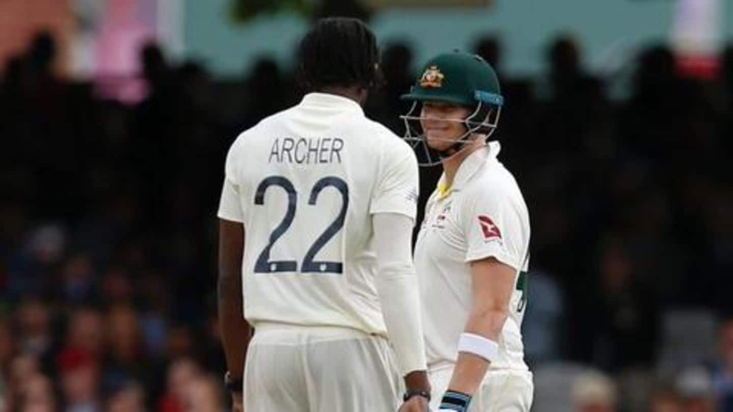 Ashes 2019: Stuart Broad looking forward to Archer-Smith duel
