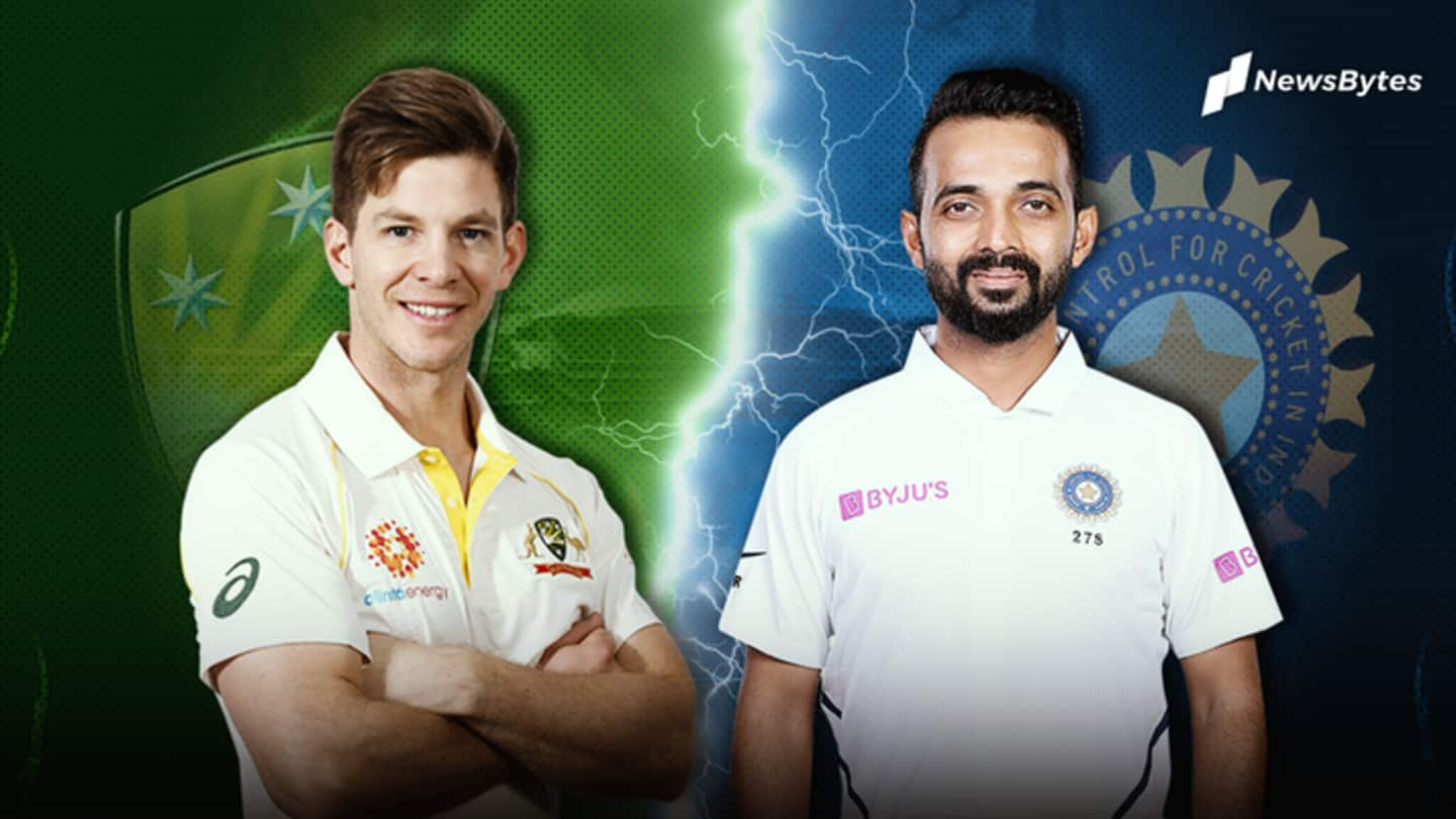 Australia vs India: Stats which defined the four-match Test series