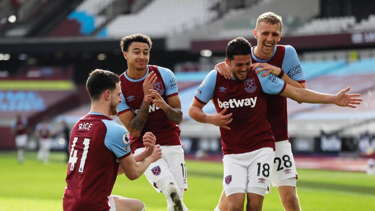 Premier League 2020-21: Analyzing the race for the top four