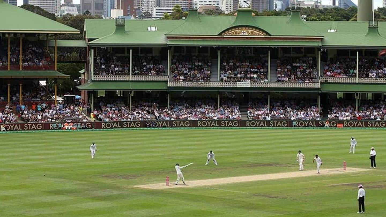 Australia vs India: SCG prepares pitch for Boxing Day Test