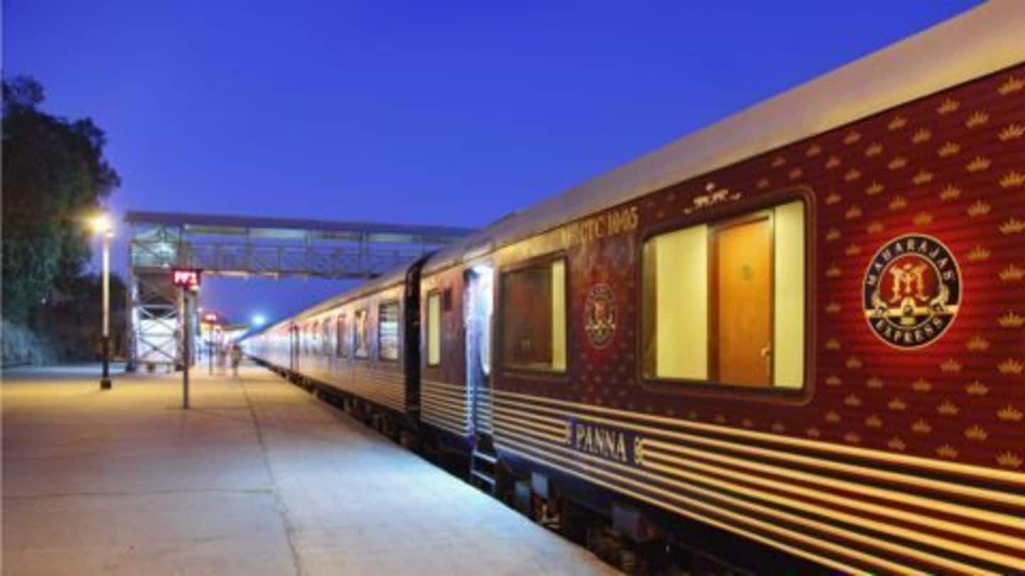 Dynamic fare system in Humsafar Express tains