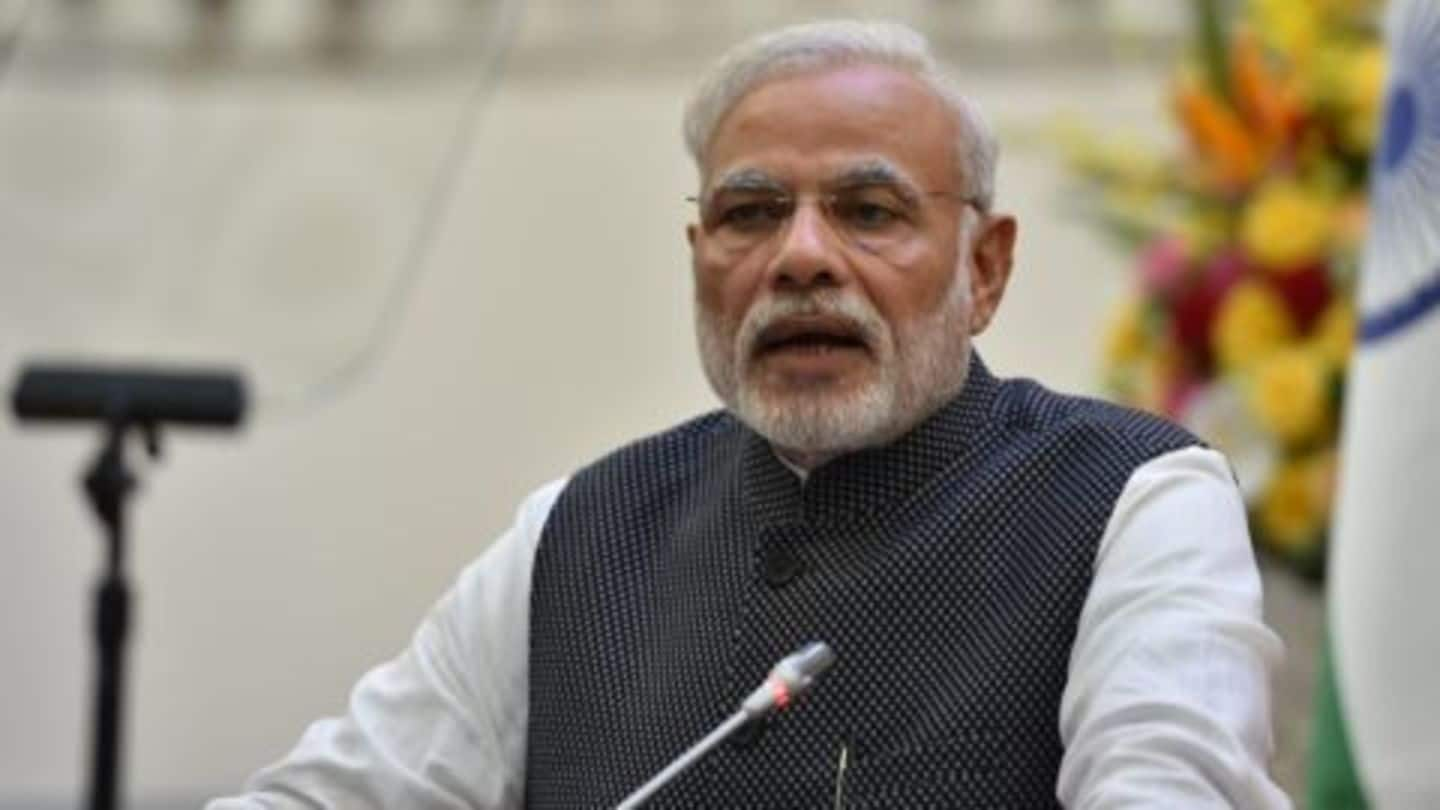 Modi wins readers' choice for Time person of the year