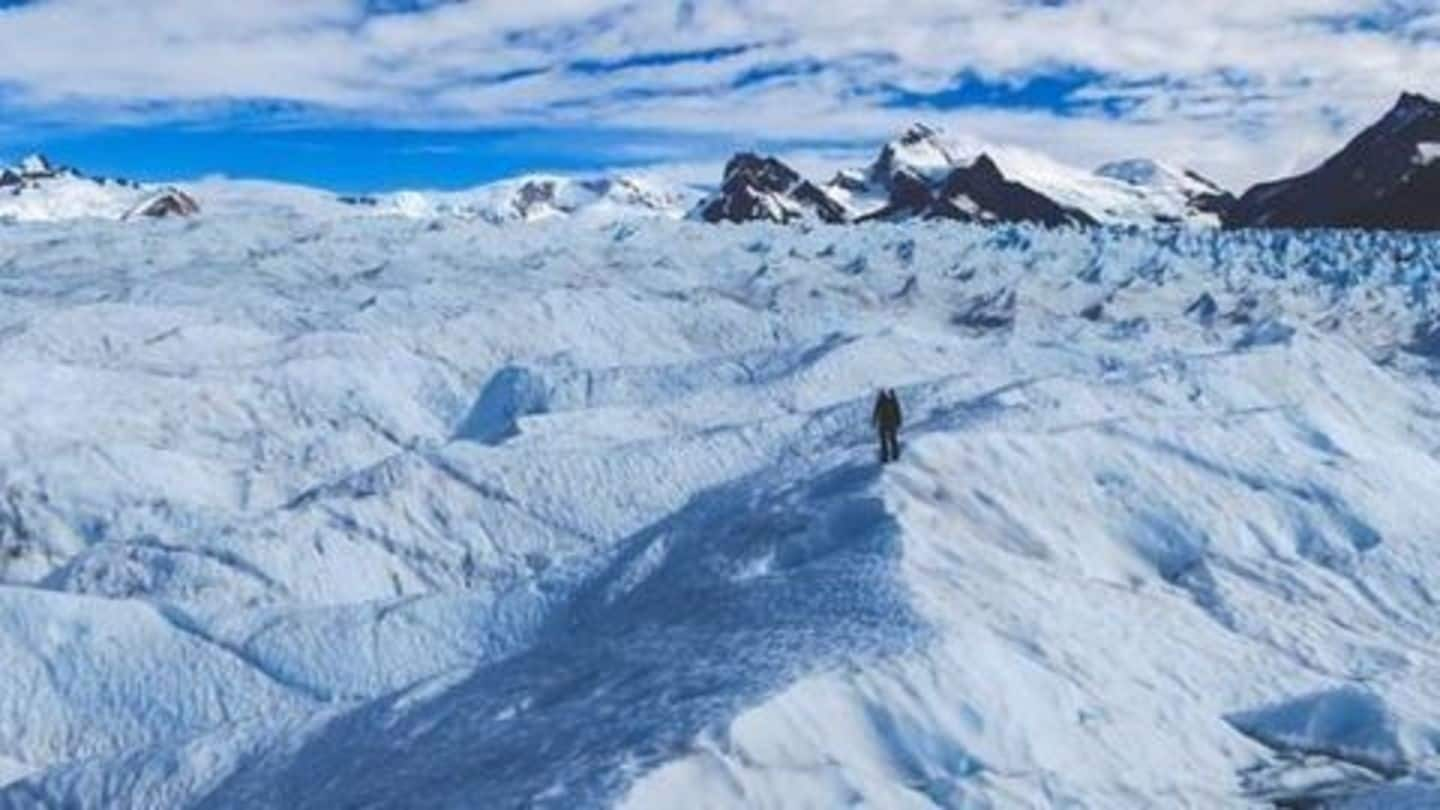 Remembering the first expedition to the South Pole