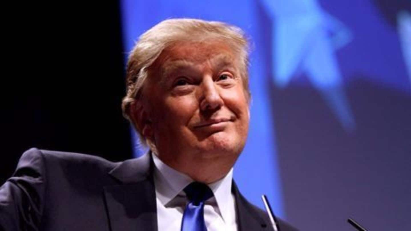 Trump lays down his policy- 'Buy American and Hire Americans'