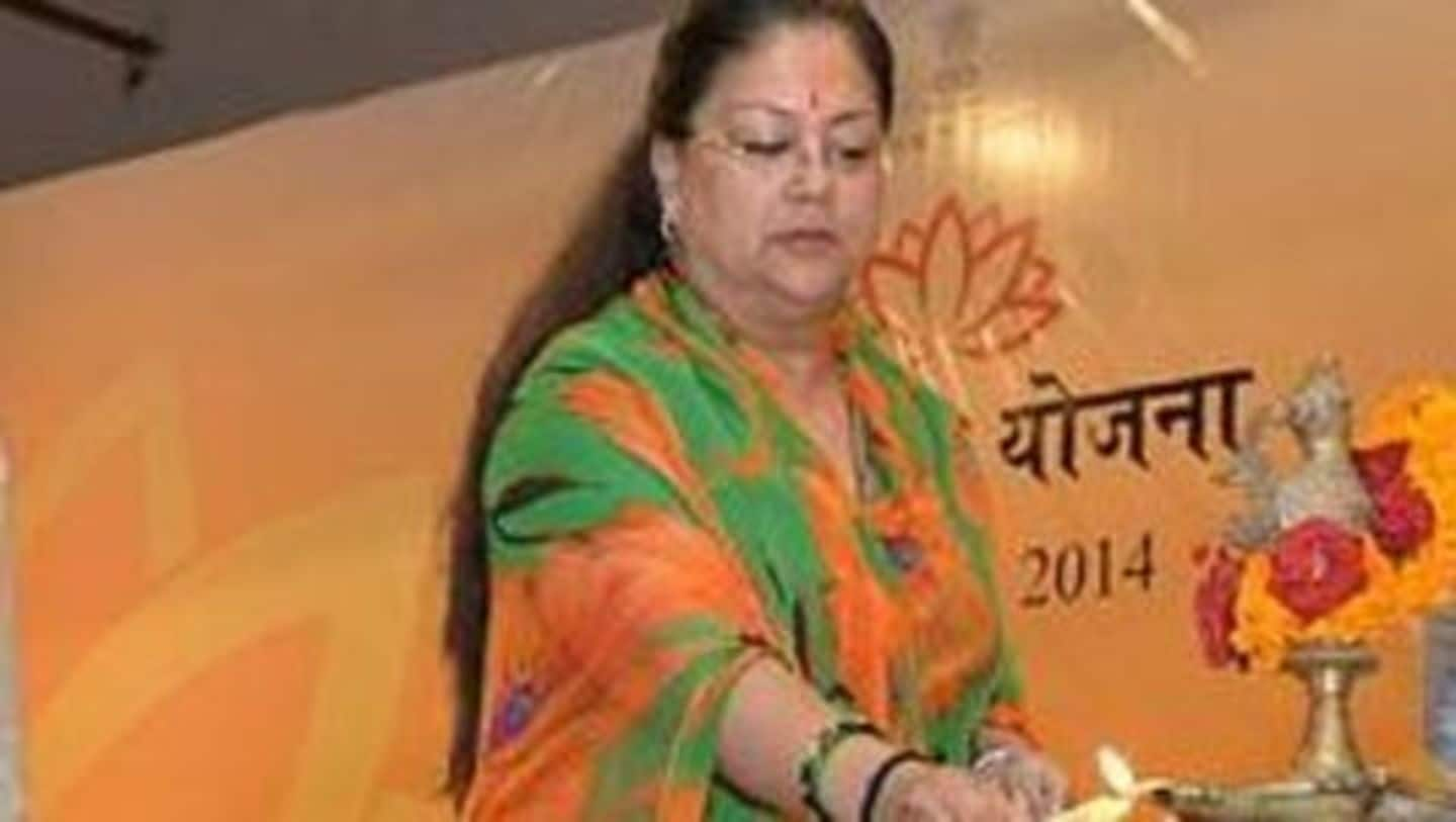 Rajasthan government launches mobile kitchens