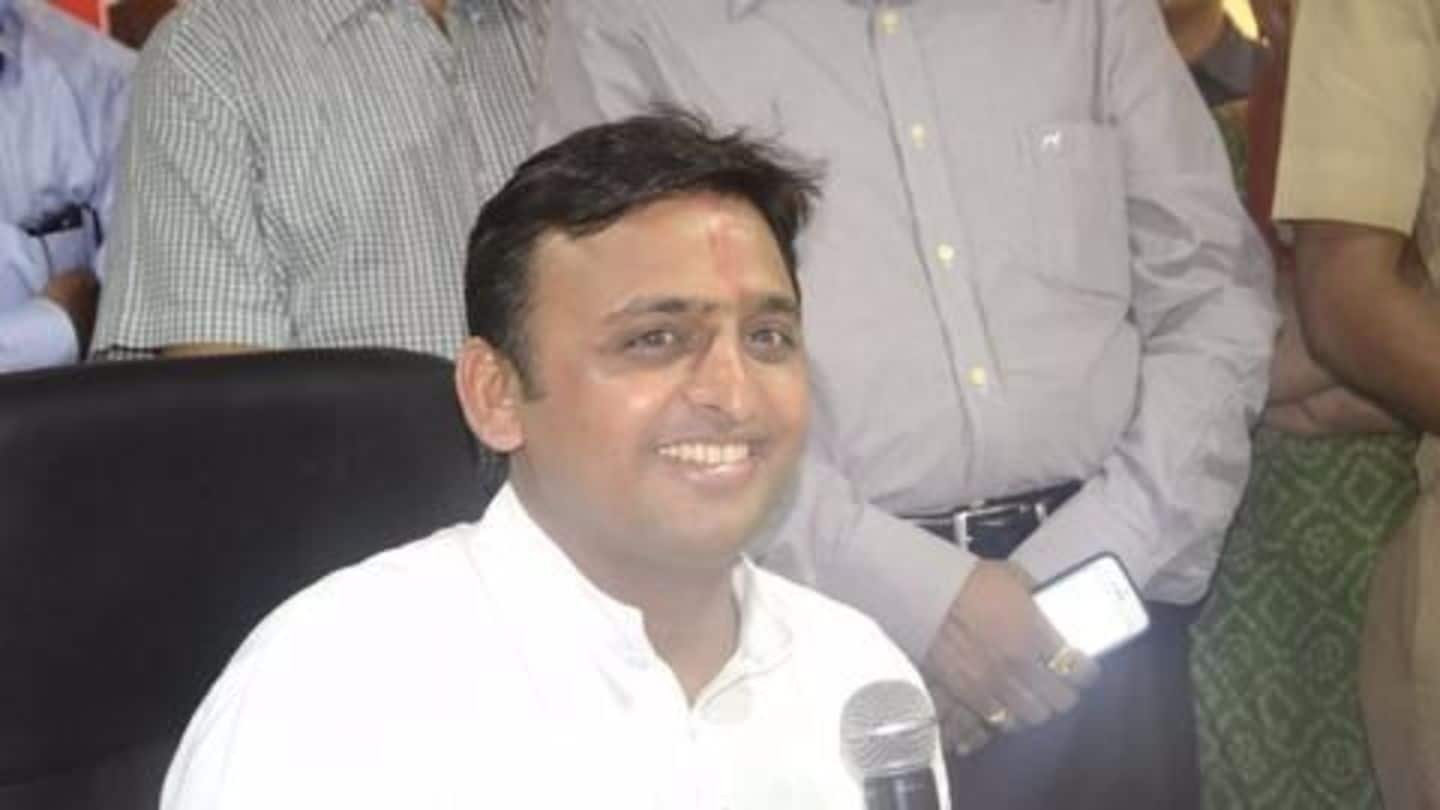 Akhilesh Yadav gets ready for a new innings