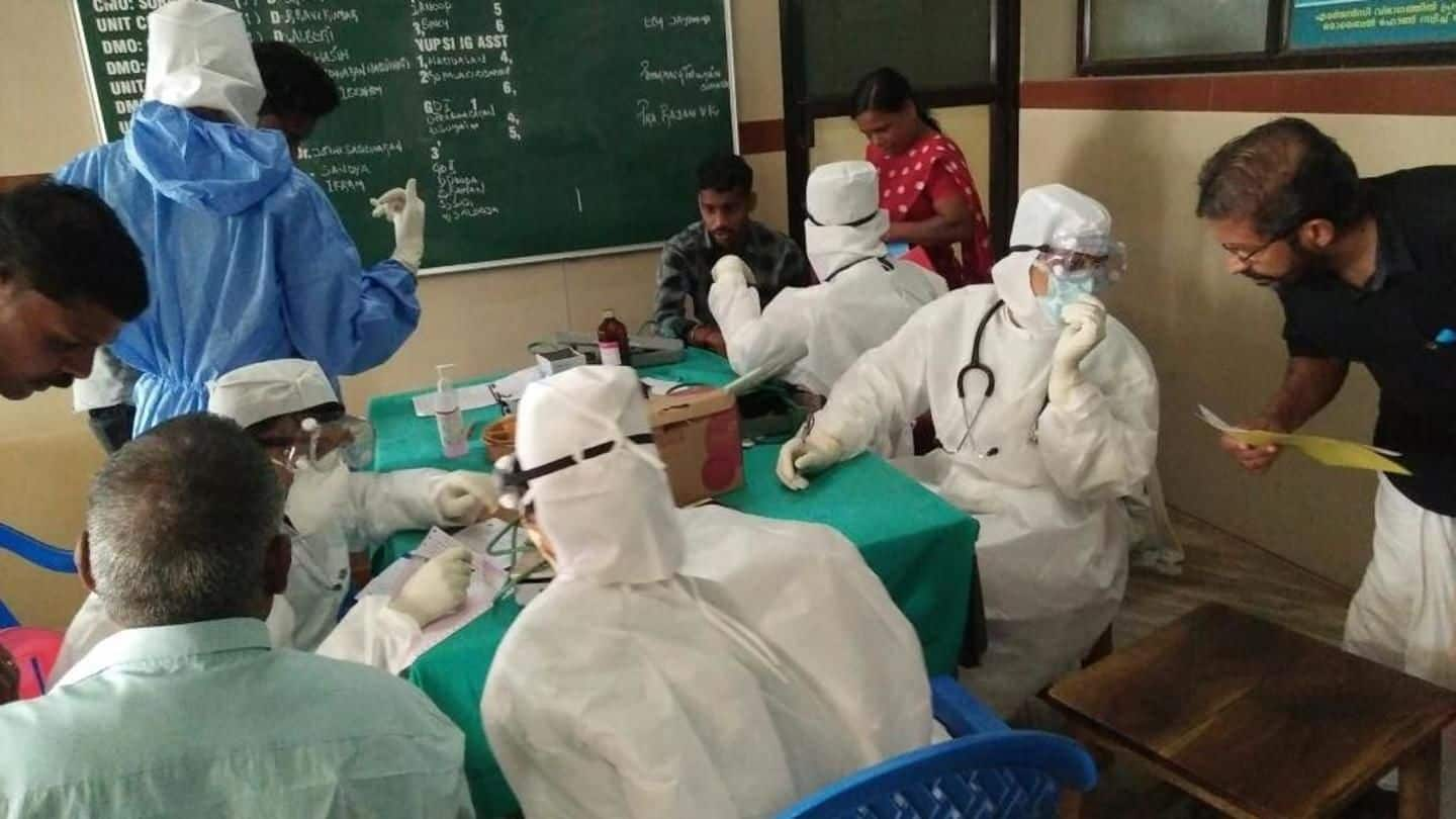Man with Nipah symptoms under observation in Goa hospital