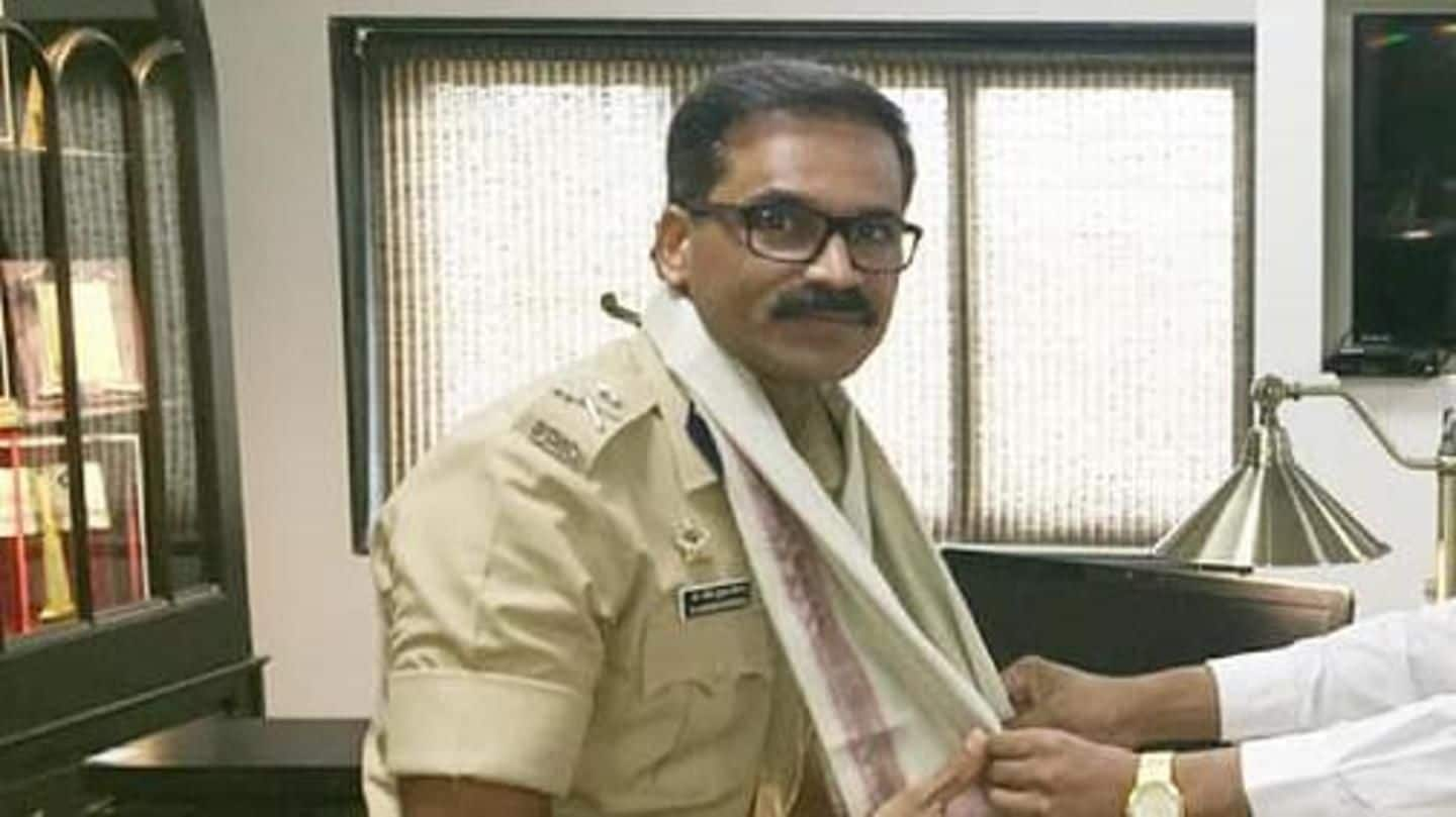 53-year-old Nashik Police Commissioner completes Ironman triathlon in France