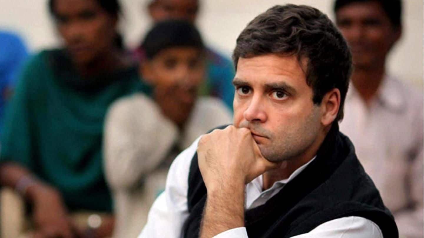 Defamation Case: Rahul Gandhi to appear in Thane court today
