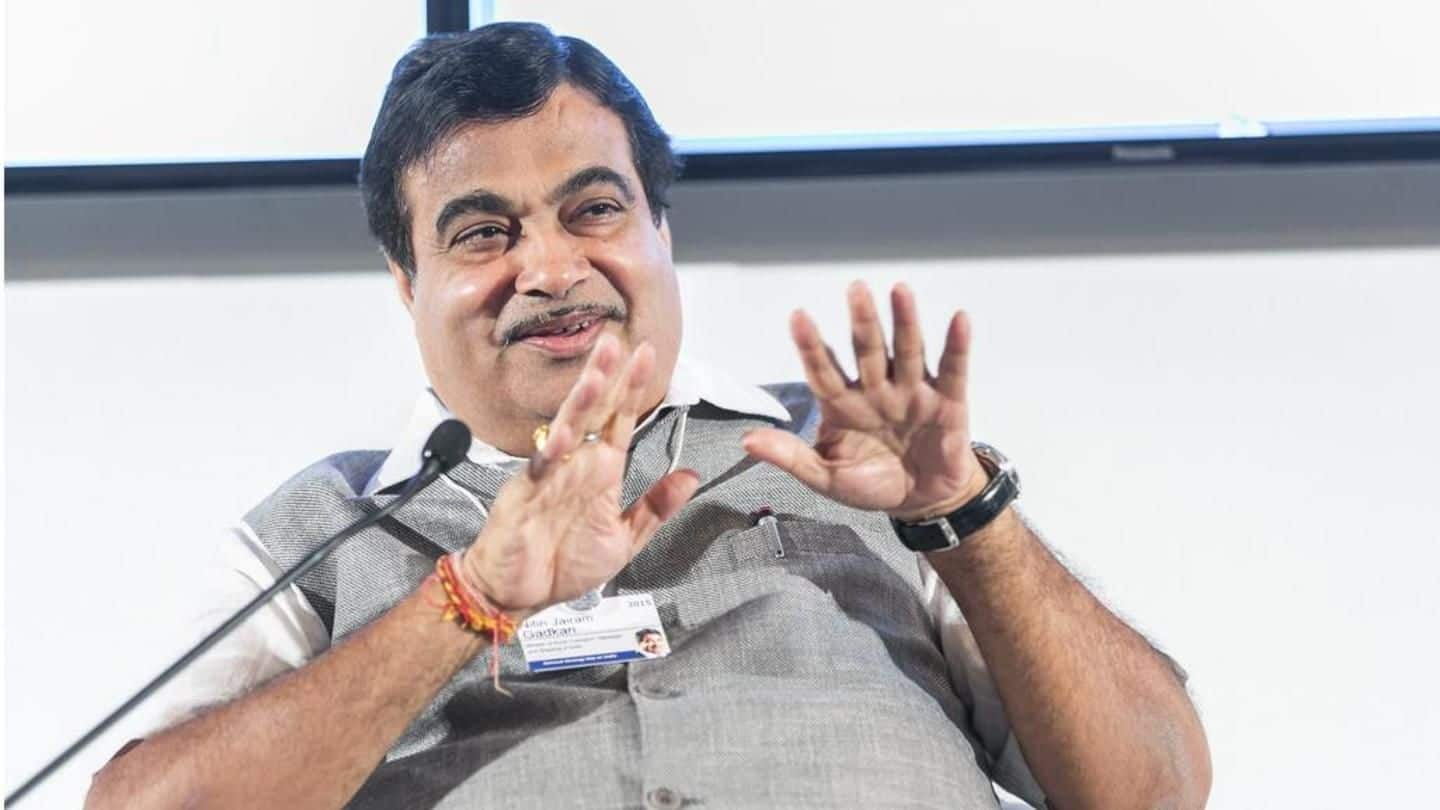 River Ganga will be completely clean by March 2020: Gadkari