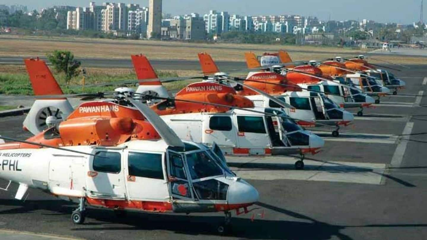 Feasibility study in Tamil Nadu on heli-tourism submitted: Tourism Minister