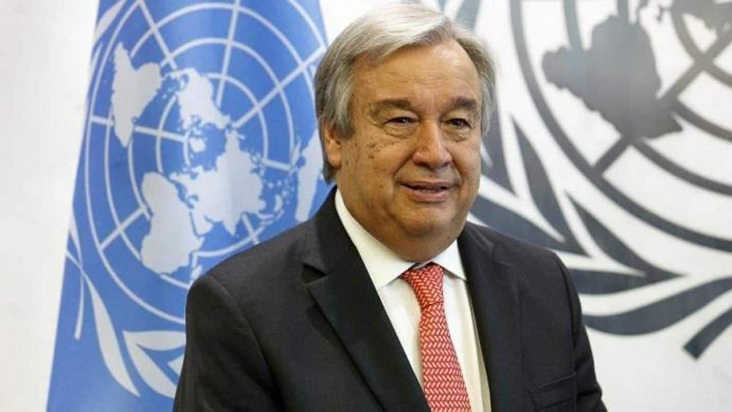 UN committed to continuing to support Pak's election commission: Guterres