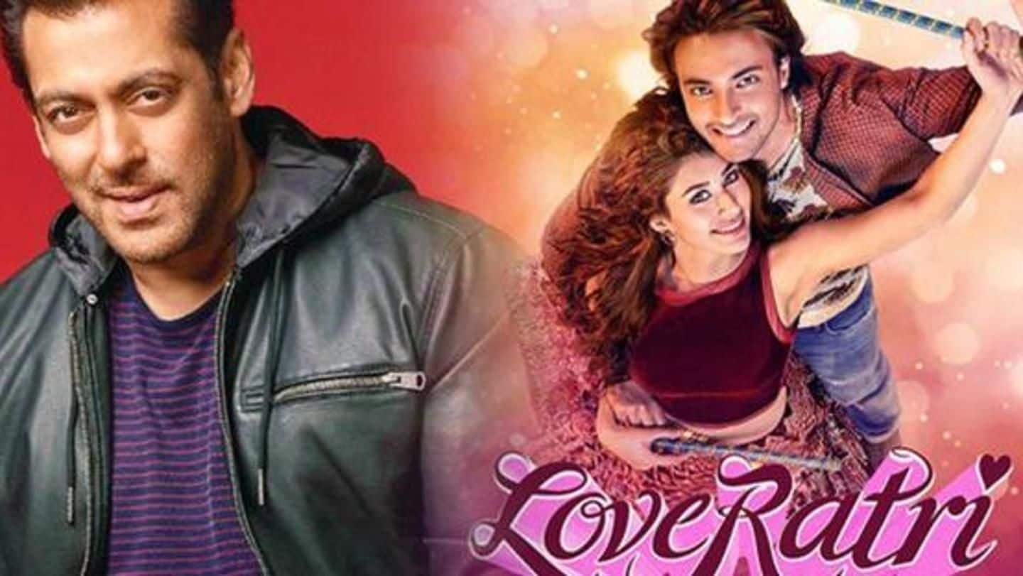 'Loveratri' is a beautiful title, doesn't demean any culture: Salman